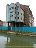 Gloucester Historic Docks, April 17, 2014<br /> The remaining unrestored warehouses.