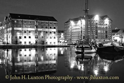 Gloucester Historic Docks, April 15, 2014