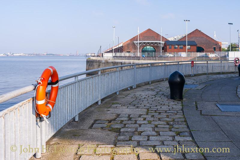 Herculaneum Dock, Herculaneum River Entrance, Liverpool - May 04, 2020