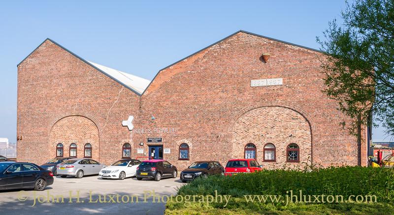 Harrington Dock, Liverpool - May 04, 2020