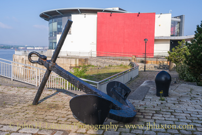 Herculaneum Dock, Herculaneum River Entrance, Liverpool - May 04, 2020