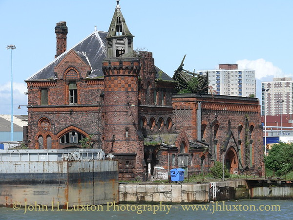 Langton Graving Dock Pumping Station, Liverpool - May 19, 2007.