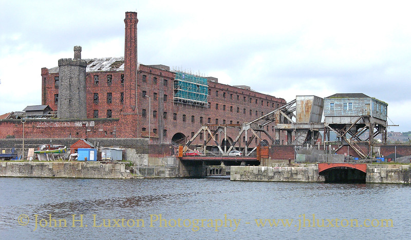Collingwood Dock, Liverpool - August 24, 2004