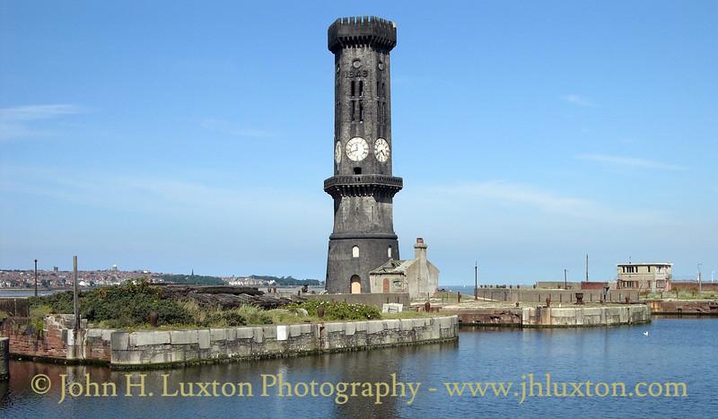 Victoria Tower, Salisbury Dock, Liverpool - August 07, 2004