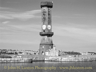 Victoria Tower, Salisbury Dock, Liverpool - August 07, 2004