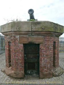 The One O'Clock Gun, Morpeth Dock, Birkenhead - March 10, 2007
