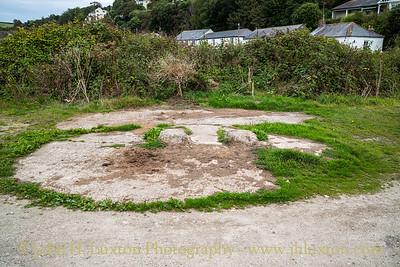 Pentewan, Cornwall - September 13, 2021