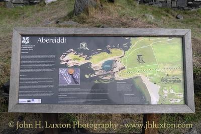 Abereiddi Quarry, Wales - August 06, 2013