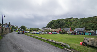 Porthgain, Pembrokeshire, Wales - August 14, 2019
