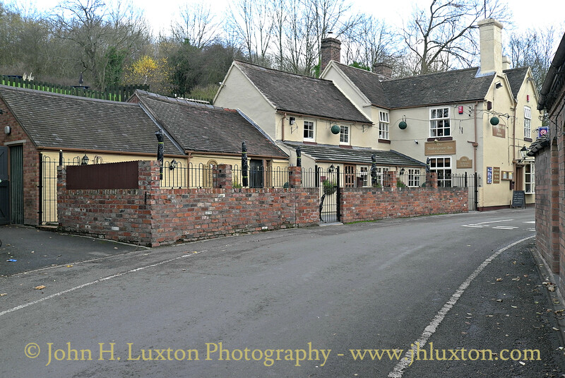 Coalport, The Ironbridge Gorge - December 03, 2011