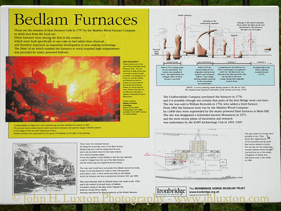 The Bedlam Furnaces, Ironbridge - December 05, 2009