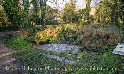Llanymynech Limestone Quarries and Lime Works - December 24, 2020