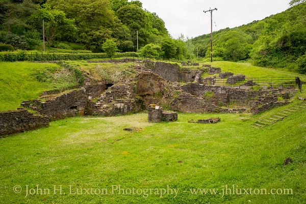 Abbey Tintern Furnace, Monmouthshire, Wales  -  May 31, 2019