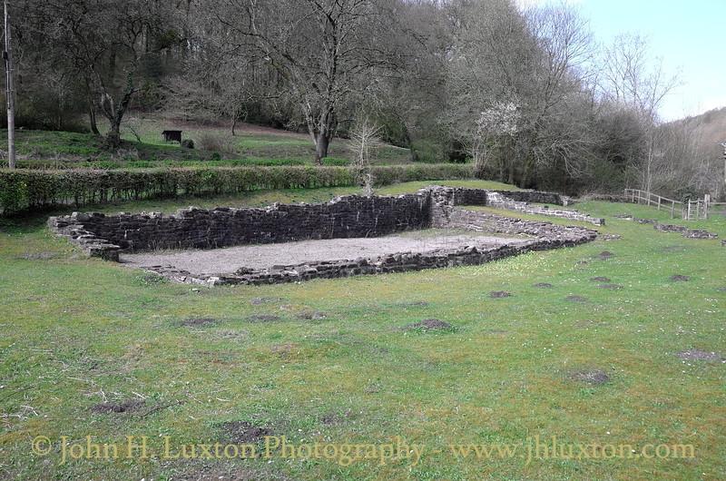 Abbey Tintern Furnace, Monmouthshire, Wales  -  April 16, 2015