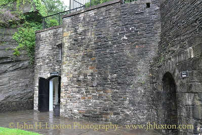 Aberdulais Tin Works and Waterfall - August 23, 2015