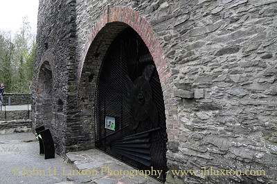 The Dyfi Furnace, Ceredigion, Wales. April 12, 2014