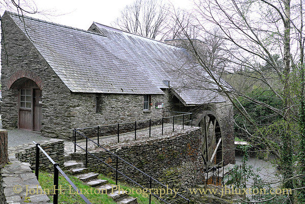 The Dyfi Furnace, Ceredigion, Wales. April 12, 2014
