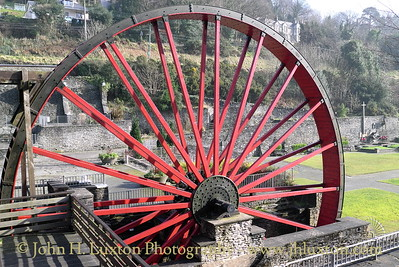 Great Laxey Mine - February 19, 2013