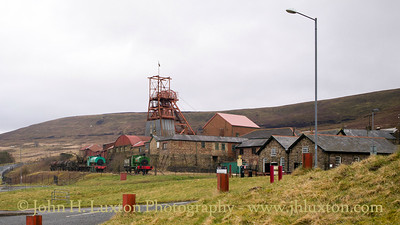 Big Pit National Coal Museum, Blaenavon, Wales - March 31, 2018
