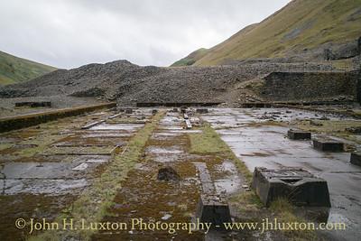 Cwmystwyth Mine - Ceredigion - August 24, 2018