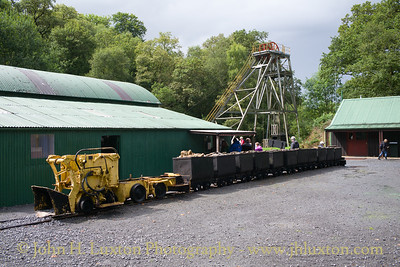 Dolaucothi Gold Mines - August 18, 2017