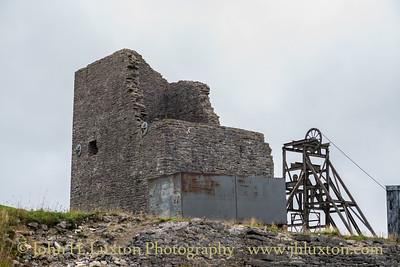 Magpie Mine, Sheldon, Derbyshire - September 02, 2021