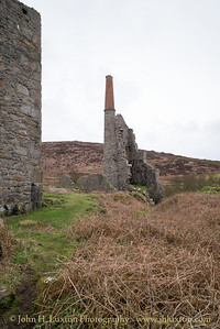 Carn Galver (Bosigran Castle) Mine, Cornwall - March 26, 2018