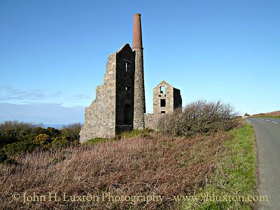 Carn Galver (Bosigran Castle) Mine, Cornwall - February 19, 2009