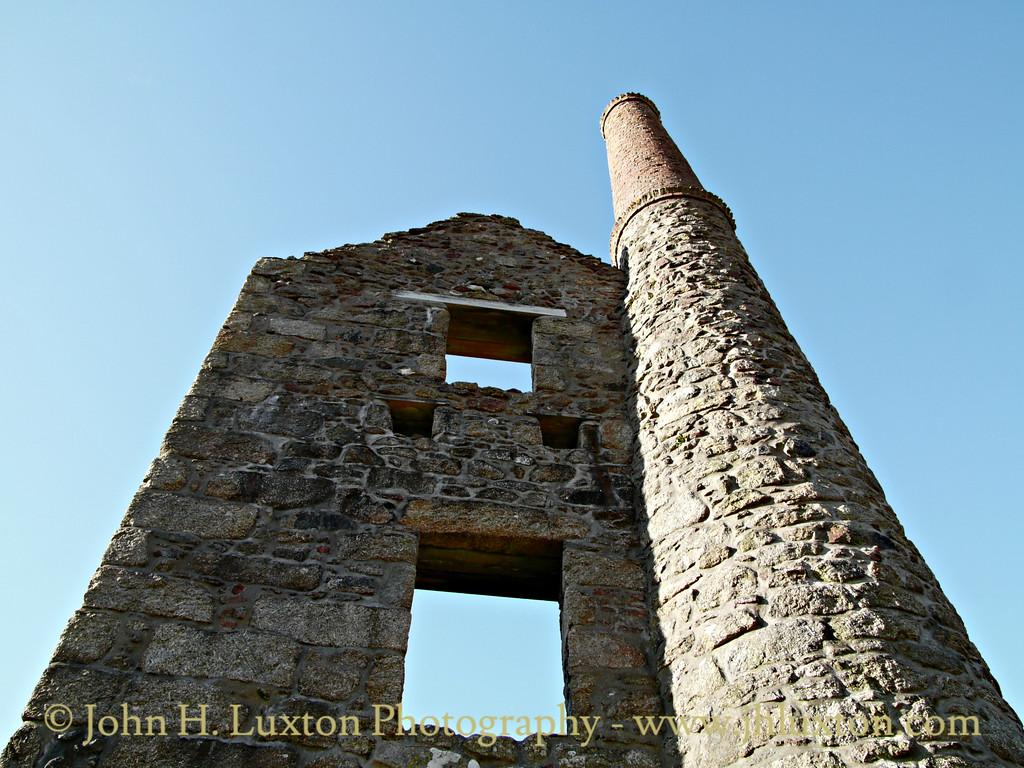 Carn Galver (Bosigran Castle) Mine - February 19, 2009