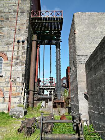 EAST POOL MINE - August 13, 2009