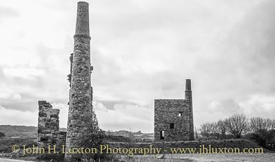 Hallenbeagle Mine, Scorrier, Cornwall - October 31, 2019