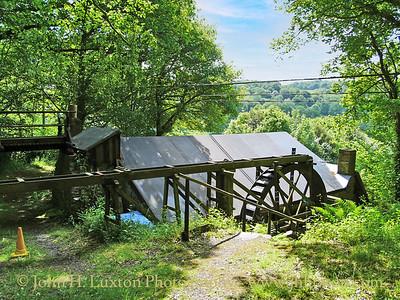 KELLY MINE, Dartmoor, Devon - June 2010