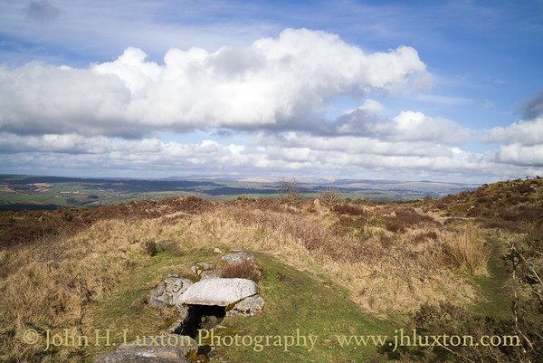 Kit Hill Mine, Callington, Cornwall - March 28, 2018