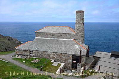 LEVANT MINE, Pendeen, Cornwall - May 26, 2015