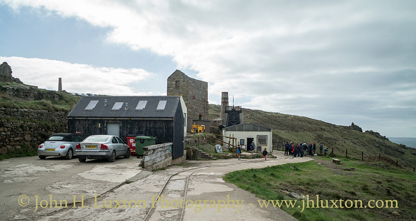 LEVANT MINE, Pendeen, Cornwall - October 22, 2018
