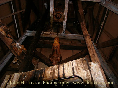 LEVANT MINE, Pendeen, Cornwall - March 25, 2005