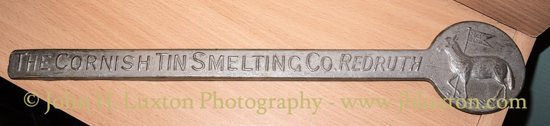 Cornish Tin Smelting Mark - The Cornish Tin Smelting Company Redruth