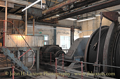 South Crofty Mine, Heartlands, Cornwall - April 07, 2016