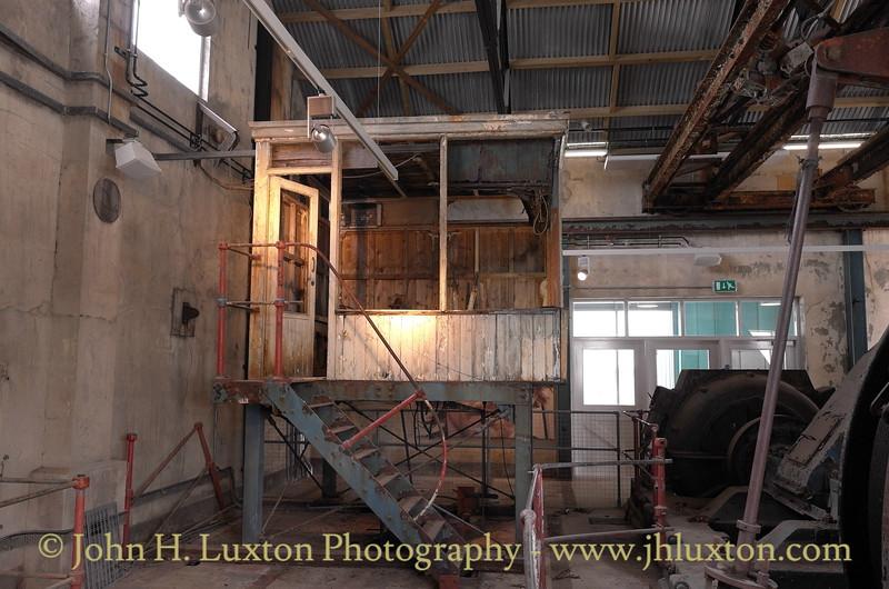 South Crofty Mine, Heartlands, Cornwall - April 07, 2016
