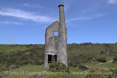 Wheal Betsy, Dartmoor, Devon - June 02, 2011