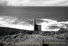 Wheal Coates, St Agnes, Cornwall, UK - March 29, 2018