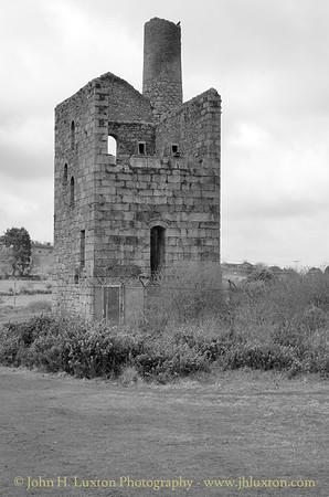 Wheal Grenville, Condurrow, Camborne, Cornwall - April 07, 2016