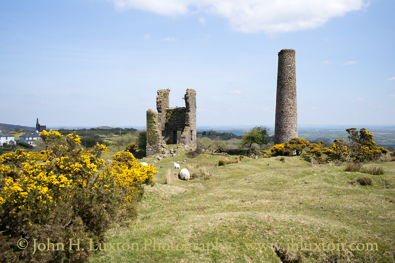 Wheal Jenkin & Marke Valley Consols, Cornwall - April 19, 2017