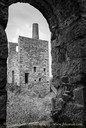 Wheal Peevor, North Downs, Redruth, Cornwall - April 09, 2019
