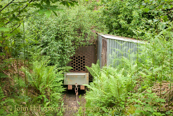 Hopewell Colliery, Forest of Dean, Gloucestershire - May 28, 2018