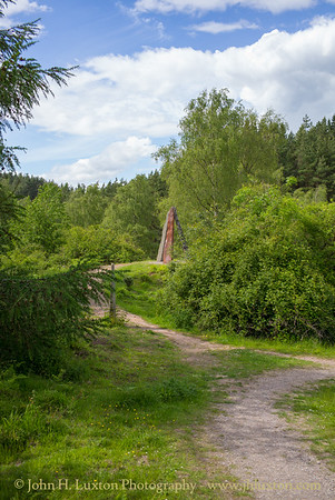 New Fancy Colliery, Forest of Dean, Gloucestershire - May 27, 2019