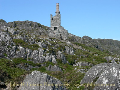 Allihies Copper Mines: The Mountain Mine, County Cork - May 30, 2006