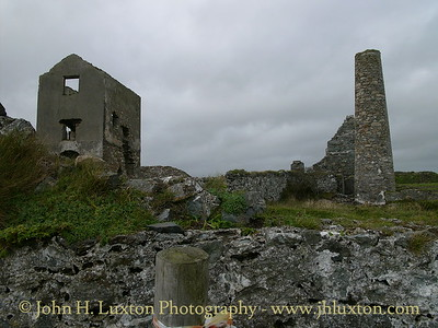 Knockmahon Mines, County Waterford - October 24, 2004