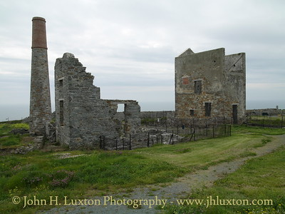Knockmahon Mines, County Waterford - May 29, 2008