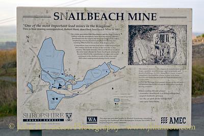 Snailbeach Lead Mines - December 16, 2016